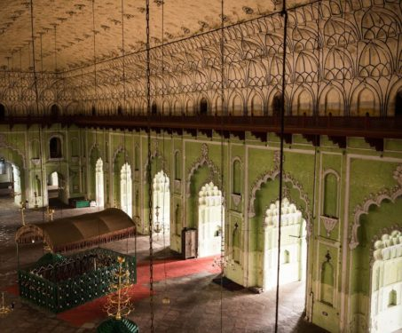 The Lucknow Affair: Bara Imambara - Lucknow