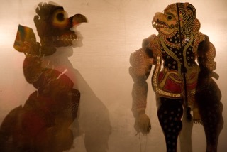 A Play of Shadows - Puppetry