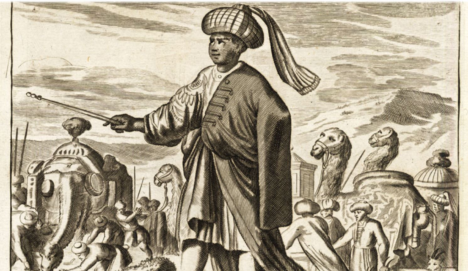 The Slave Who Built a City - Reads