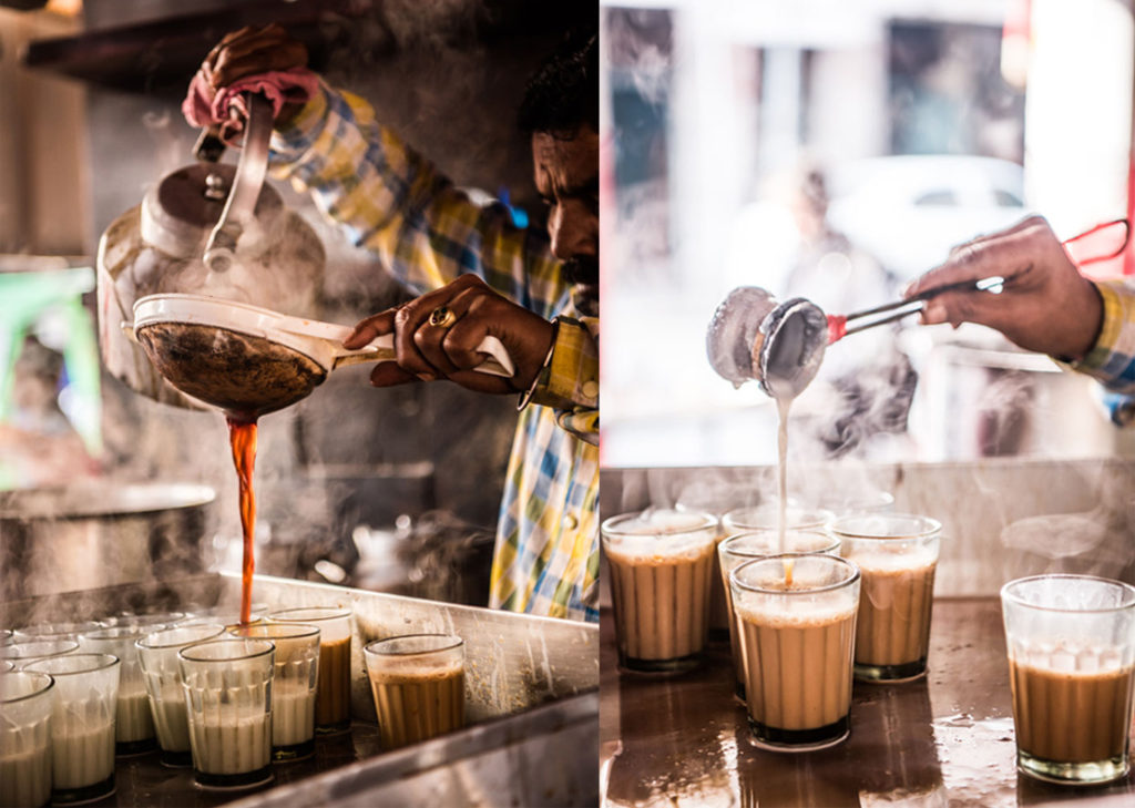 A food trail of lucknow -