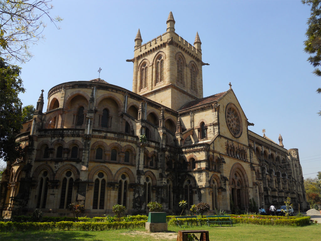 10 of the Most Incredible Indian Churches -