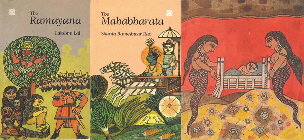 Bedtime Stories - Badri Narayan