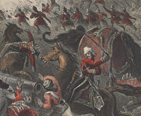 Attack on the Mutineers at Cawnpore - 1857 Uprising, Battles & Battlefields, Bibighar Massacre, East India Company, Elephants, Military, Mutineers, Sepoys, Siege of Kanpur