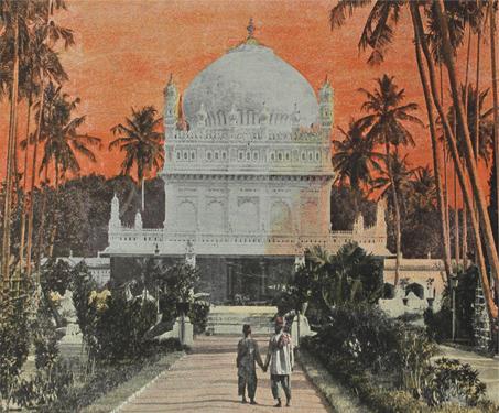Tomb of Tipu Sultan and Hyder Ali, Mysore - Imagining Mysore, Karnataka, Tipu Sultan, Tomb