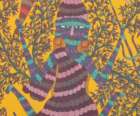 Gond: Maindo Mai - Faith & Folklore, Gond, Madhya Pradesh, Rajkumar Shyam, Worship