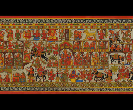The Never-Ending Story - Bengal Patua, Phad, tholu bommalaata