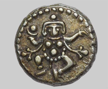Krishnaraja Wodeyar III, Silver Pavali or 1/4 Rupee - Imagining Mysore, Indian Royalty, Karnataka, Krishna, Legends, Mysore, Pavali, Silver Coin