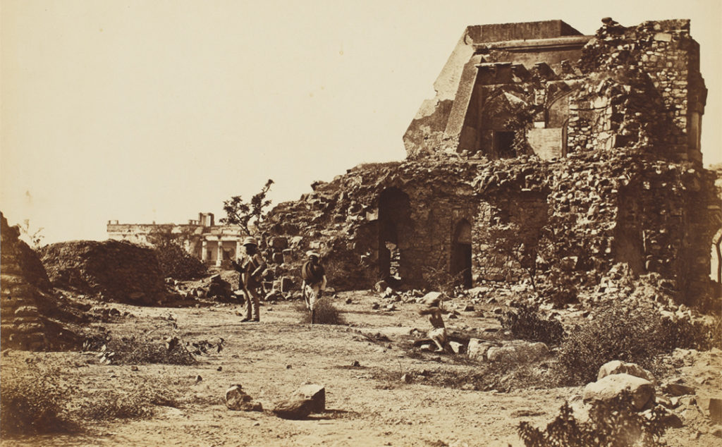 The story of a rebellion in 5 pictures - 1857 Uprising, 19th century, Delhi, Felice Beato, Kanpur, Lucknow, Uttar Pradesh