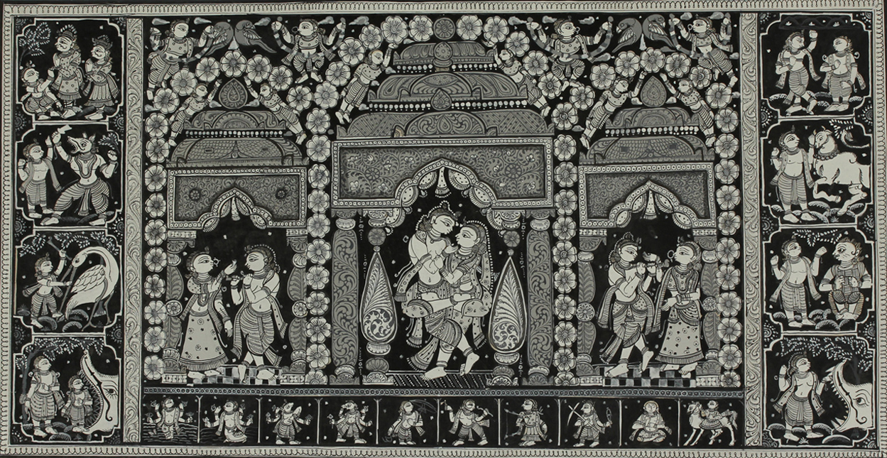 Odisha Pattachitra - Guides