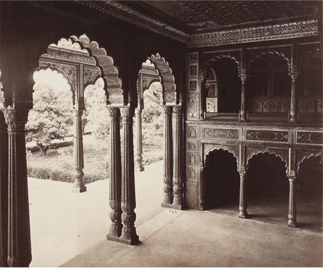 Darya Daulat Bagh, Tipu's Summer Palace - Darya Daulat Bagh, Edmund David Lyon, Imagining Mysore, Karnataka, Kings & Countrymen, Photographs, Seringapatnam, Summer Palace, Tipu Sultan