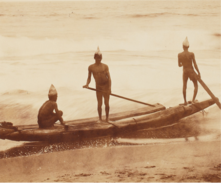 Madras; Native Fishermen - British India, Ethnography, Kings & Countrymen, South India, Tamil Nadu, Tourism, Travel, Vintage