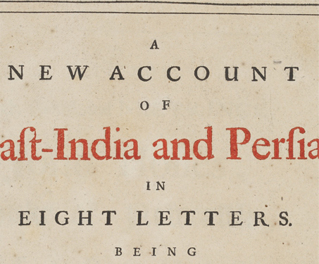 Fryer's Travels - 17th century, India, John Fryer, Persia, Sarmaya Stars