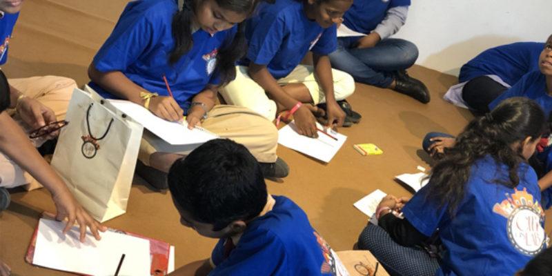 Workshops for City as Lab - Sarmaya @School