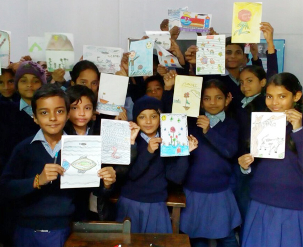 Tribal art and eco warriors - For schools