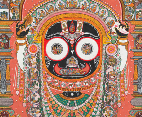 A Shared Canvas - Jagannath, Odisha, Pattachitra