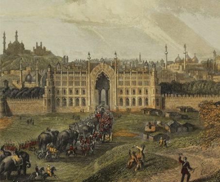 Sarmaya in Lucknow - 1857 Uprising, Awadh, Lucknow