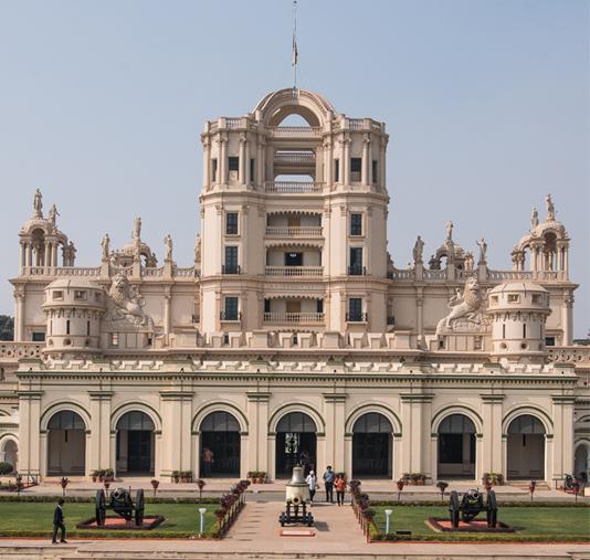 The Lucknow Affair - Spotlight