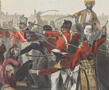 Massacre at Cawnpore - 1857 Uprising