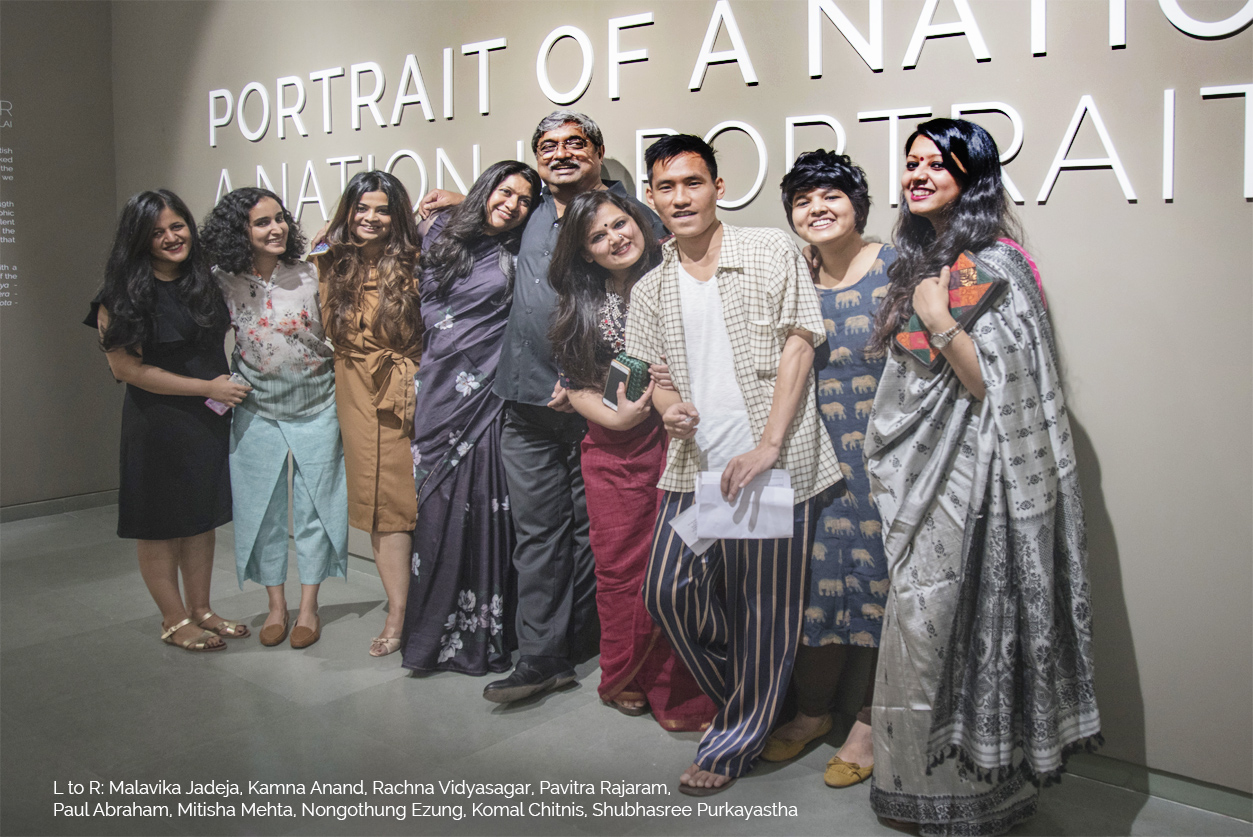 Portrait of a Nation, A Nation in Portraits -