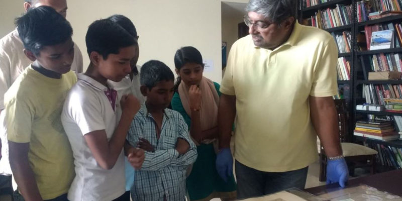Dharavi Art Room - Saturdays at Sarmaya
