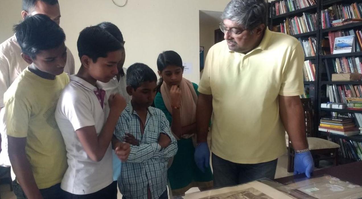 Dharavi Art Room -