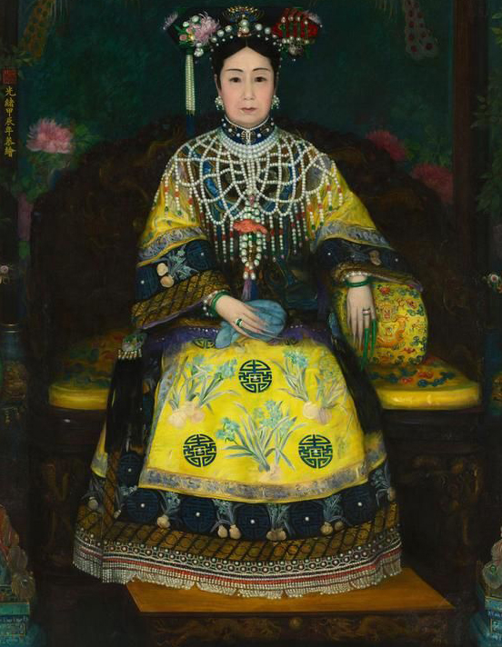 Dressed to Empress -