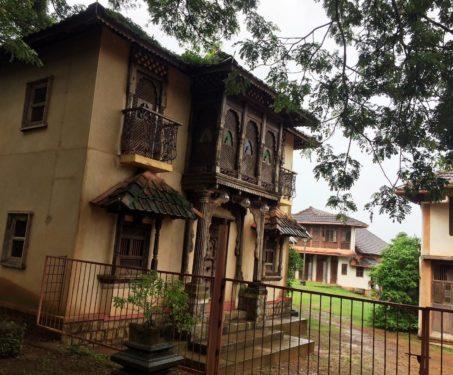 Rainy day heritage walks -