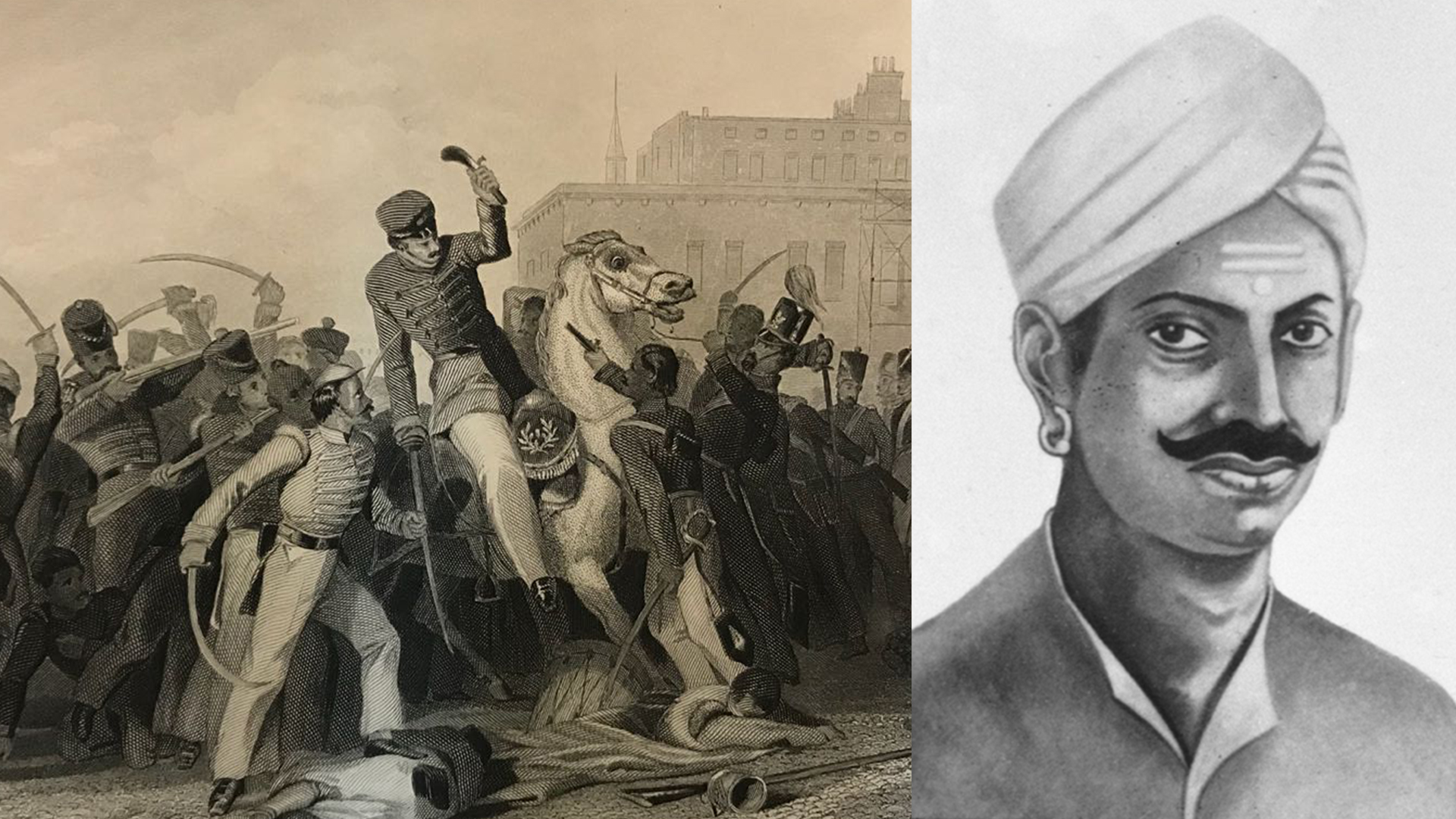 India before Independence: Smaller struggles for freedom -