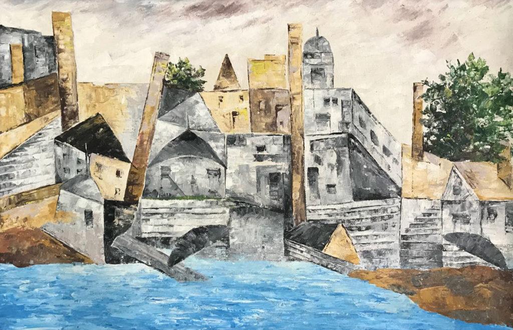 Indian Art Breaks Free - Akbar Padamsee, Contemporary Art, FN Souza, KH Ara, Krishen Khanna, MF Husain, Modern Art, Progressive Artists Group, Ram Kumar