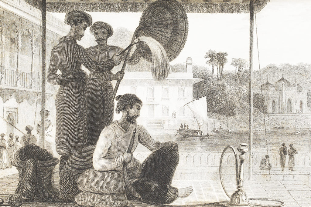 The Daniell Engravings -