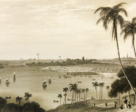Travelling India with The Daniells - Thomas Daniell, William Daniell