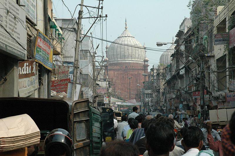 Welcome to the bazaaar-e-husn - Delhi
