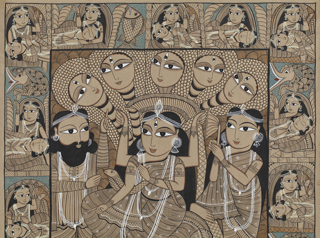 Bengal's Goddesses Live in Song -