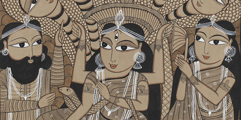 Pattachitra: Manasa pata - Sarmaya Stars