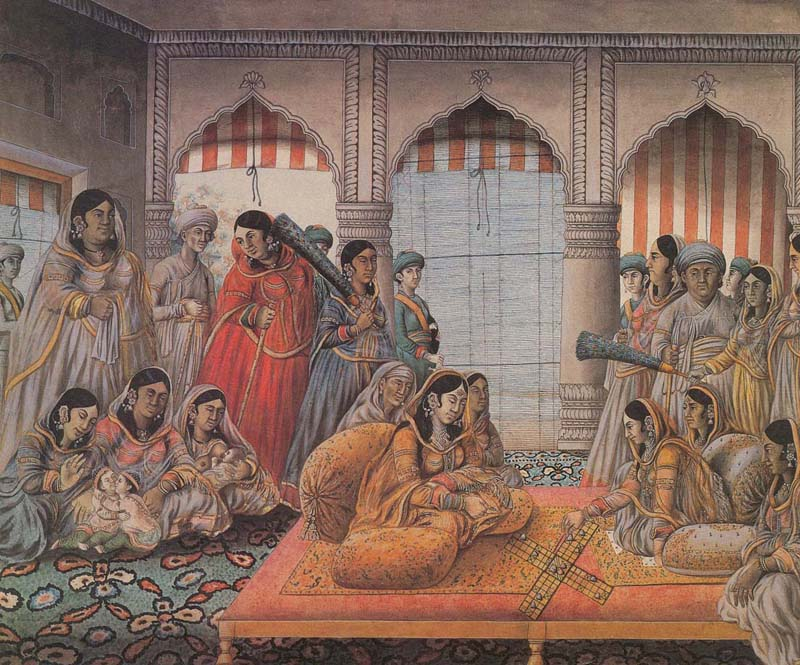 Ancient Indian Games & the Stories They Tell -