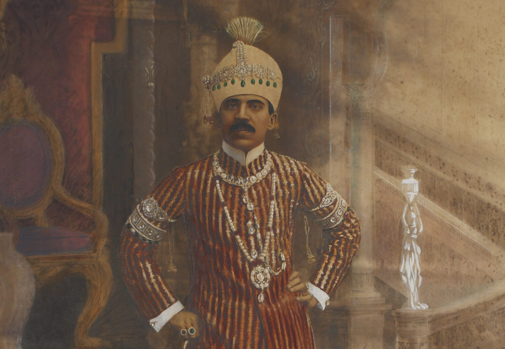 Indian Kings & Their Fabulous Jewels -