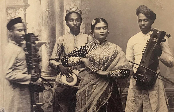 'Musicians and Dancers', photos from the 1880s - Dancers & Costumes, musicians, Photograph, What's New