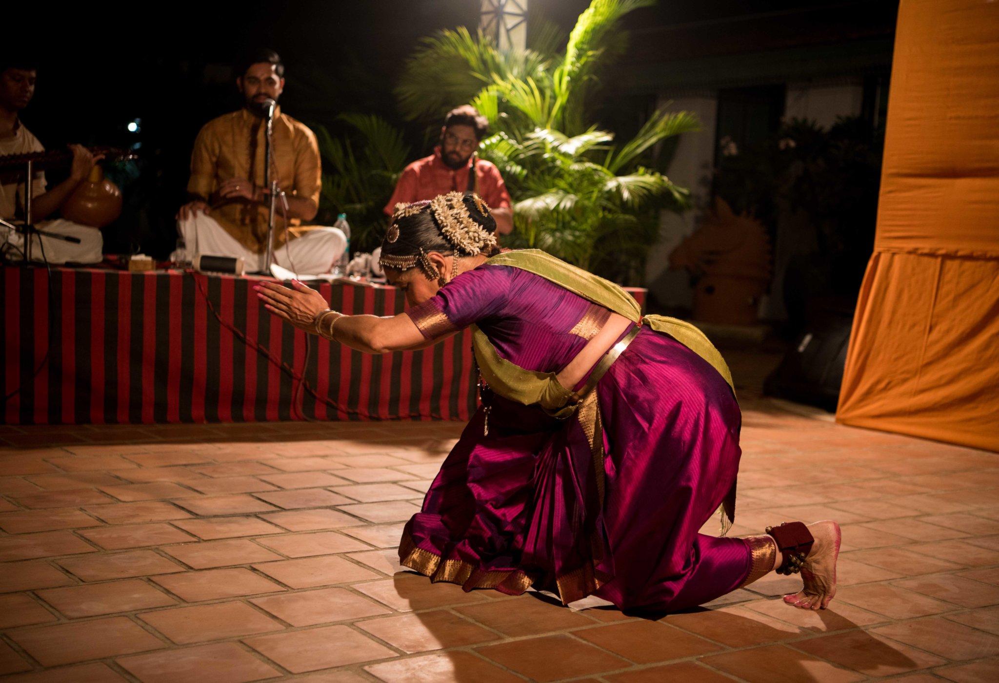 An evening with Leela Samson, a Sarmaya Travel exclusive -
