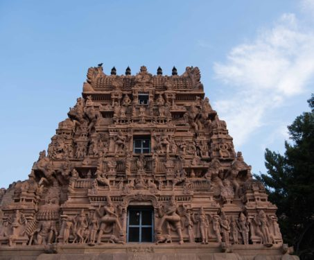 Temple Towns: Perumal Koil, Thirumayam -