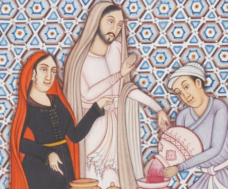 The First Miracle at Cana - Manish Soni