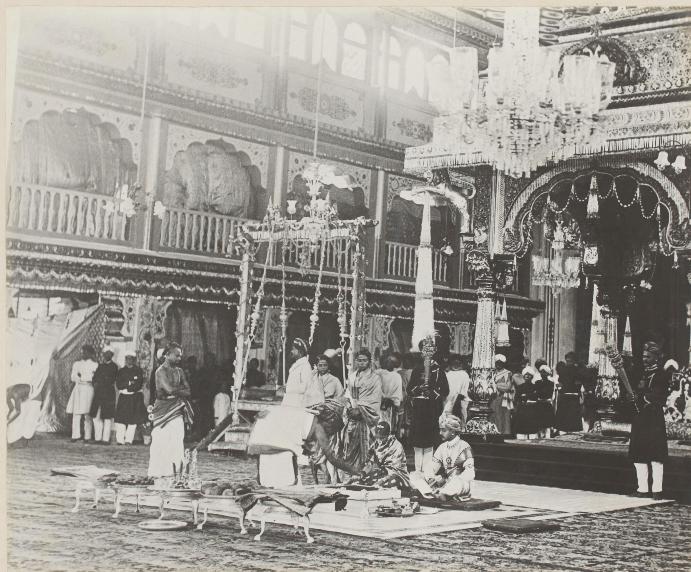 Fairytale Wedding - Wodeyars, Elephants, Krishnaraja Wodeyar, Mysore