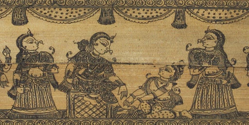 Divine Love: 5 delicious details about the Rasa Lila - Krishna, Lucknow, Pattachitra, Rasa Lila, Wajid Ali Shah