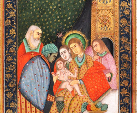 Finding Jesus: When Mughal Art Discovered the Land of the Bible - Mughal Art