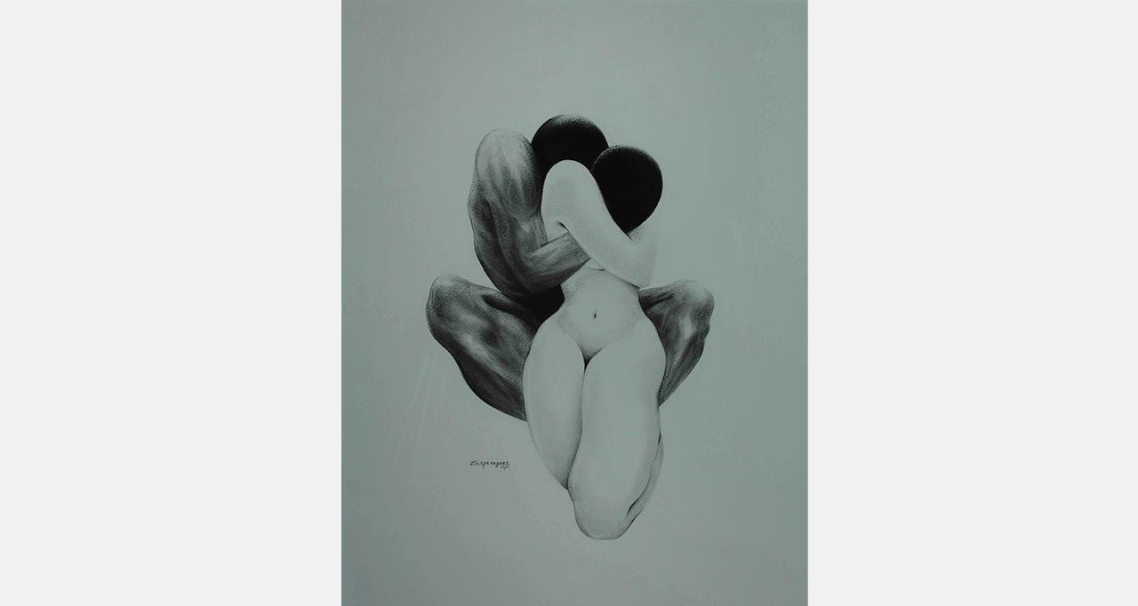 Body Beautiful - Contemporary Art, Dilesh Hazare, FN Souza, Jogen Chowdhury, KH Ara, Laxma Goud, Modern Art