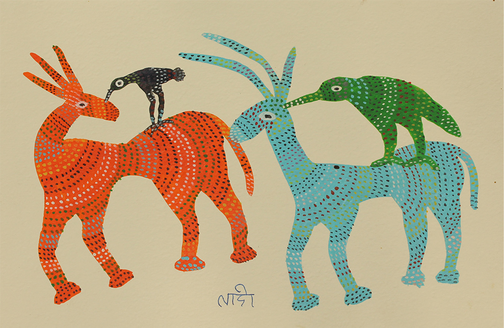 Call Of The Wild - Bhil, Bhuri Bai, Lado, Lado Bai