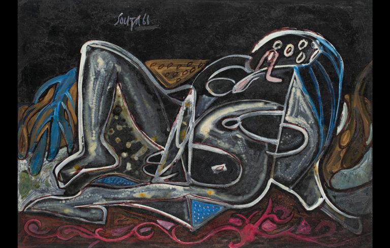Untitled (nude) - Sarmaya