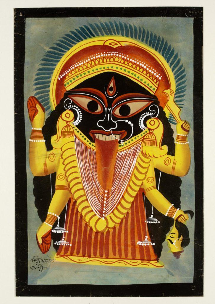 Souvenir Art: The Divine Comedy of Calcutta's Kalighat Paintings - Jamini Roy, Kalighat Painting, Shubhasree Purkayastha