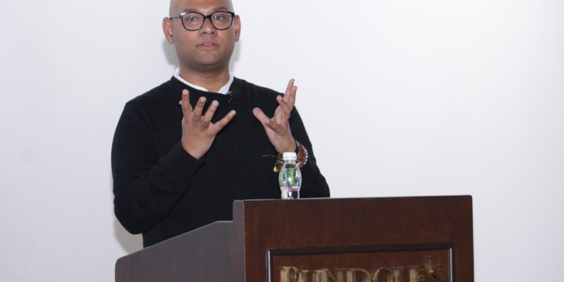 'New Traditions: Indian Textiles Since Independence' by Mayank Mansingh Kaul - Talks