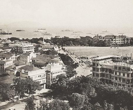 City of Stars - Bombay Presidency, British Presidency