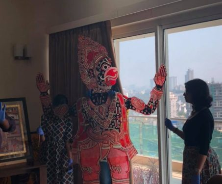 INTACH Mumbai - Paul Abraham